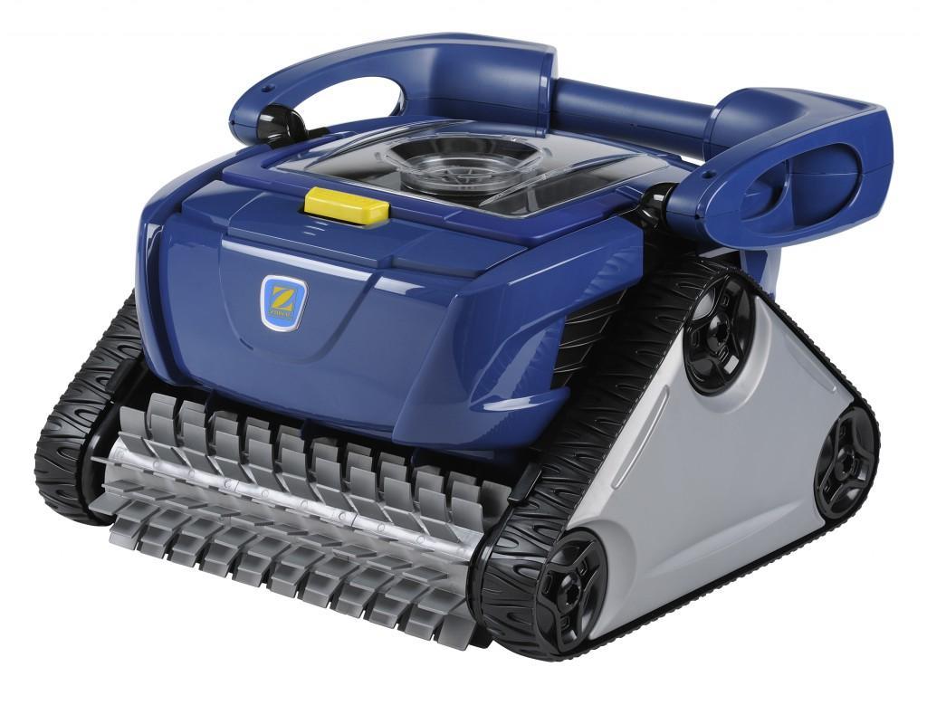 Limpiafondo electrico rc4400 for Robot piscine zodiac rc 4400